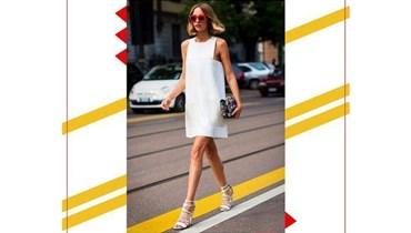 فستان أبيض لإطلالة منعشة... دعوة حقيقية للنضارة (صور)