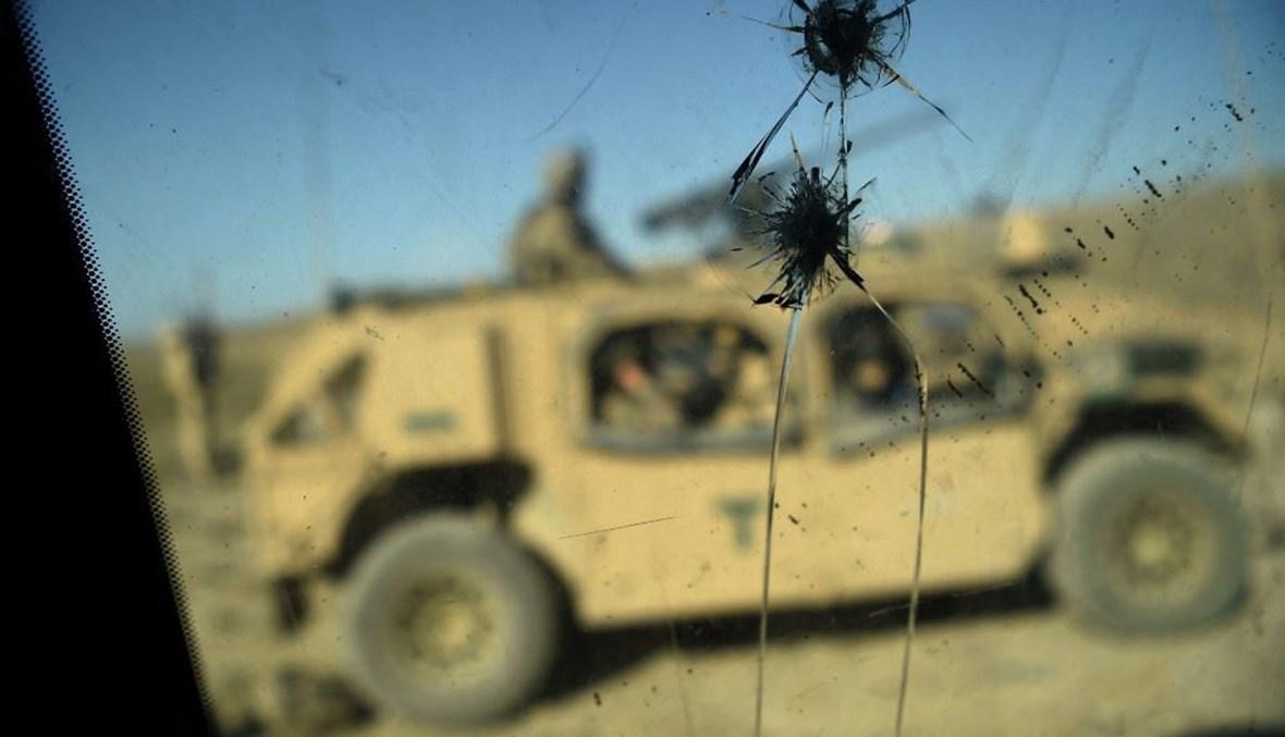 القوات الأميركية في أفغانستان (أ ف ب).