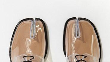 """لعشاق الموضة المختلِفة... حذاء """"تابي"""" من تصميم Maison Margiela"""