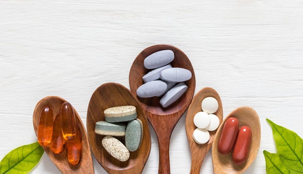 هل تحتوي المكملات الغذائية على كل المعادن والفيتامينات الموجودة في الطعام؟