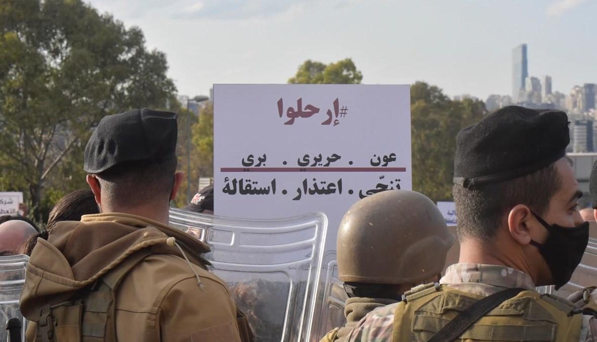 من تحركات الشارع (نبيل اسماعيل).