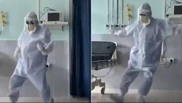 أطباء يرقصون لإسعاد المرضى في مستشفيات الهند
