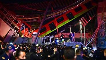 بالفيديو: انهيار جسر والقتلى بالعشرات