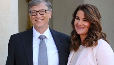 بيل وميليندا غيتس.