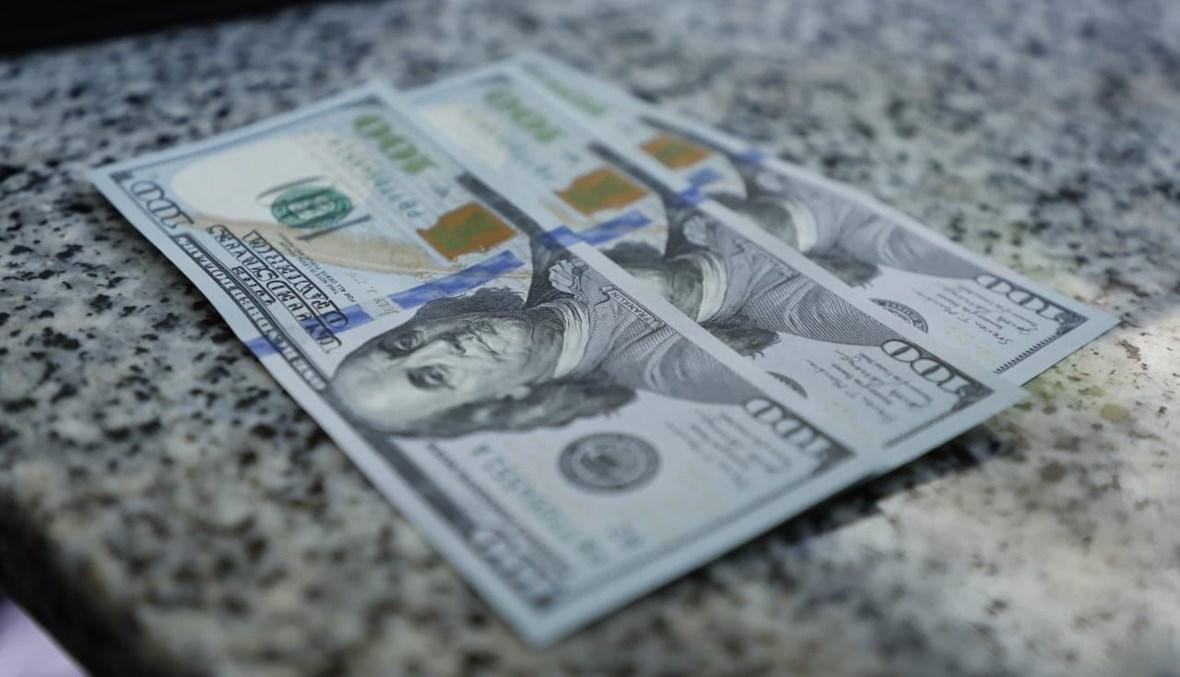 الدولار (تعبيرية- مارك فياض).