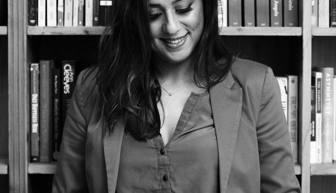 الكاتبة كاتيا الطويل.