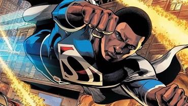 """للمرة الأولى... بطل """"سوبرمان"""" ممثل ذو بشرة سمراء"""