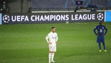 هازارد يعتذر من جمهور ريال مدريد.. لماذا؟