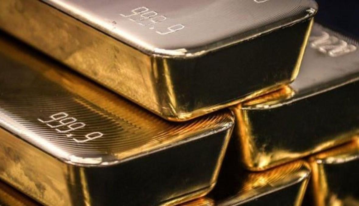 الذهب يتجه لتحقيق أفضل أداء أسبوعي في 6 أشهر (تعبيرية - أ ف ب).