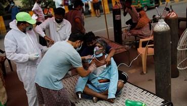 رقم قياسي في الهند بإصابات كورونا... واستخفاف حكومي بالأزمة!