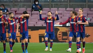 هل يشعل برشلونة الصراع أكثر؟