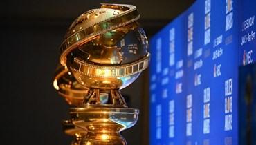 جائزة غولدن غلوب (أ ف ب).