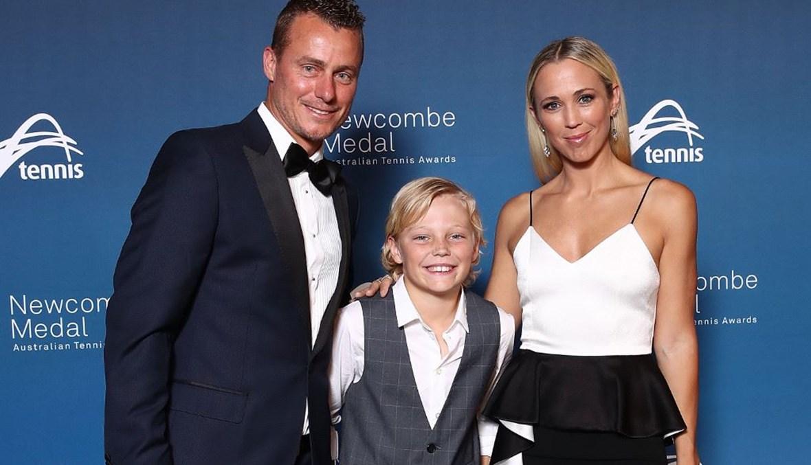 هيويت وعائلته