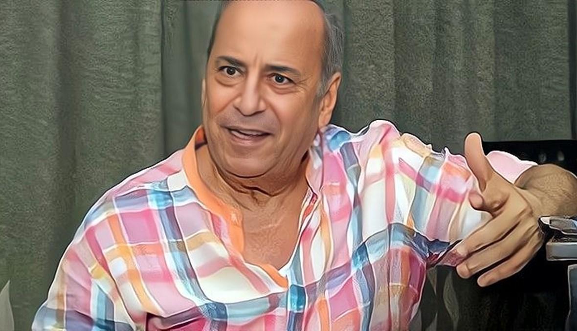 الموسيقار المصري جمال سلامة.
