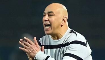 300 مباراة لحسام حسن في الدوري المصري
