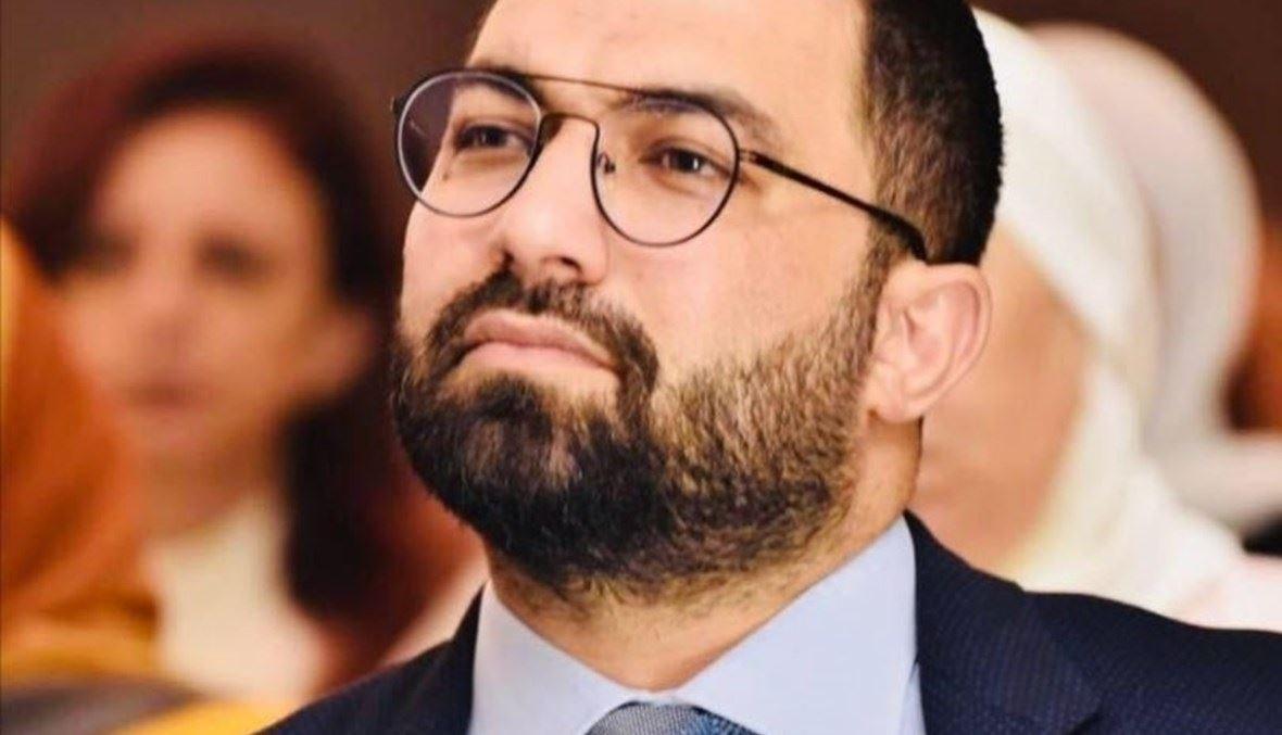 """منسق الإعلام في تيار """"المستقبل"""" عبد السلام موسى."""