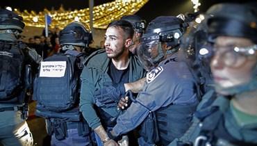 ليلة عنف جديدة في القدس الشرقية... أكثر من 90 جريحاً ودعوات إلى ضبط النفس