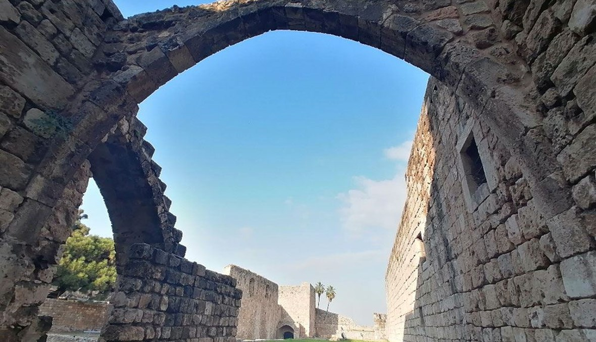 قلعة طرابلس.