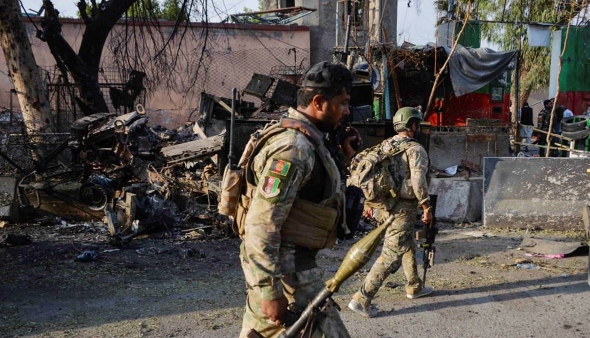 قوات افغانية (ا ف ب9