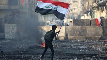 بالفيديو: عراقيون يهتفون ضد إيران