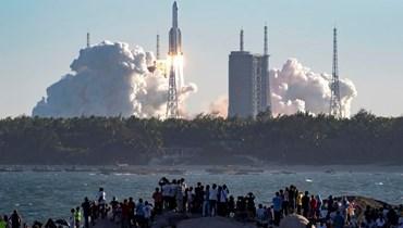 الصاروخ الصيني... الحظّ لن يشفع كلّ مرّة