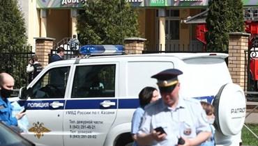 إطلاق نار داخل مدرسة في روسيا: 9 قتلى على الأقل، إرداء مُسلَّح واعتقال آخر (صور وفيديو)