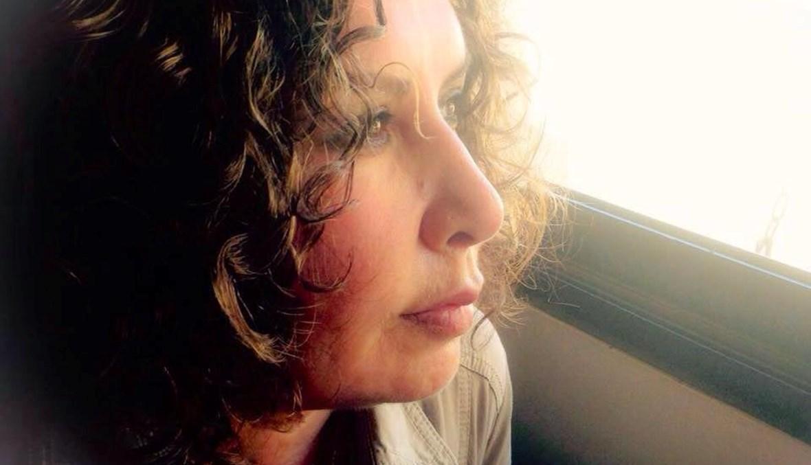الشاعرة والصحافية والفنانة عناية جابر.
