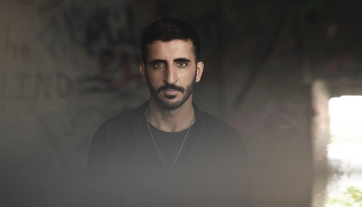 الكاتب اللبناني مجد زاهر.