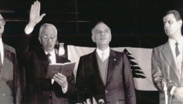 """انفردت سوريا في """"انتخاب"""" الهراوي وأيّدته أميركا والسعودية"""
