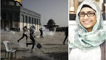 ميا خليفة تدعم القضية الفلسطينية.. وإنستاغرام يحاربها