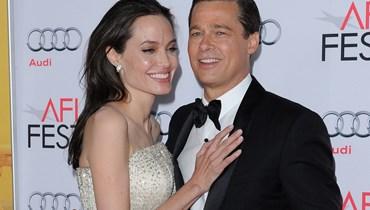 أنجلينا جولي تكافح من أجل إيجاد حب جديد
