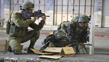 الجيش الإسرائيلي (أ ف ب).