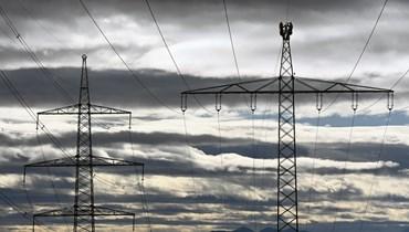"""شحنة """"الغاز أويل"""" ضرورية لعدم توقف معامل الكهرباء عن الانتاج (تعبيرية - أ ف ب)."""