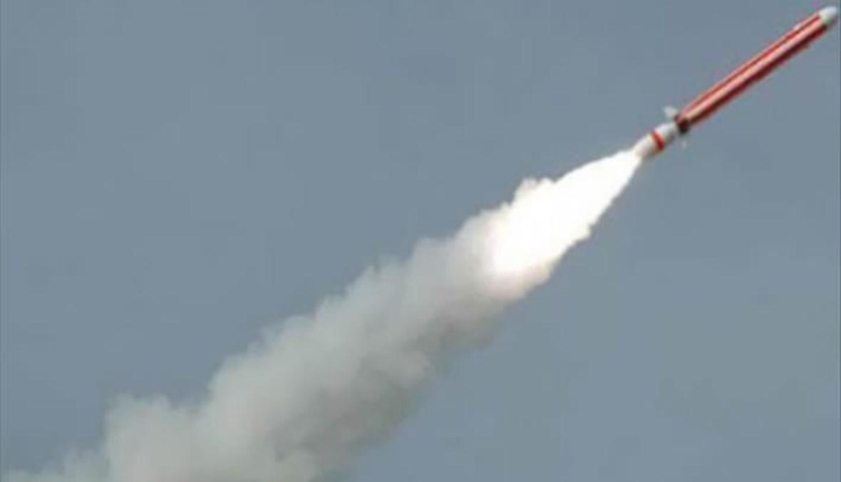 صاروخ- تعبيرية.
