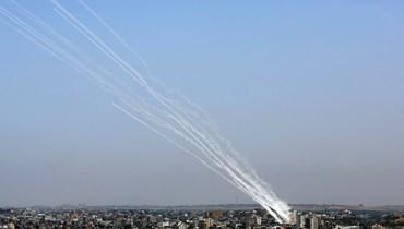 """حركة 'حماس' تقصف الأراضي المحتلة - """"أ ب"""""""