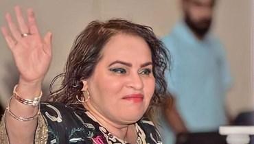نادية العراقية.