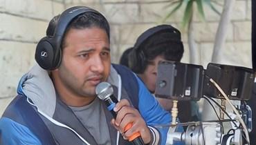 المخرج رؤوف عبدالعزيز.