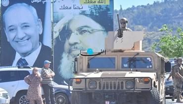 انتشار الجيش على الحدود (نبيل إسماعيل).