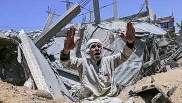 40 فلسطينيّاً، بينهم 8 أطفال، ضحايا ضربات جويّة إسرائيليّة على غزة الأحد... والصواريخ مستمرّة