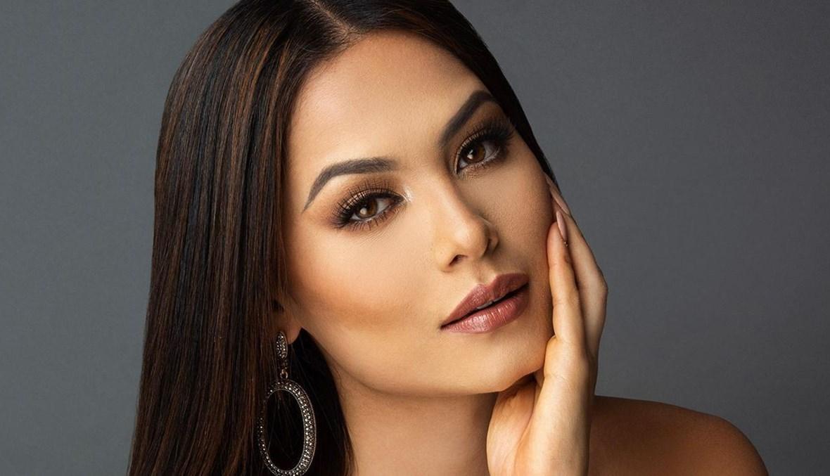 ملكة جمال الكون أندريا ميزا