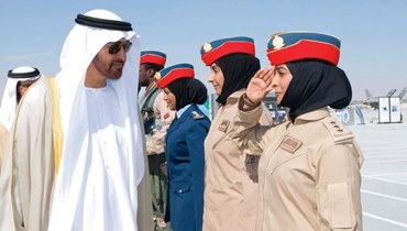 الشيخ عبدالله بن زايد (6 ايار 2021، وزارة الدفاع الاماراتية).
