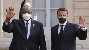 فرنسا قررت شطب ديون الخرطوم