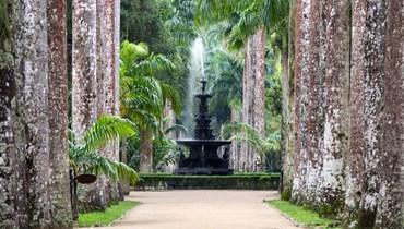 أفضل حدائق العالم.
