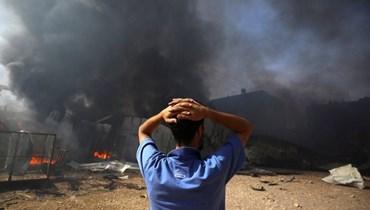 صورة من غزة