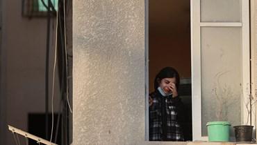 مأساة أطفال غزة (أ ف ب).