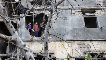 """""""نتنياهو و""""حماس"""" سيخرجان خاسرَيْن من الحرب الدائرة""""!"""
