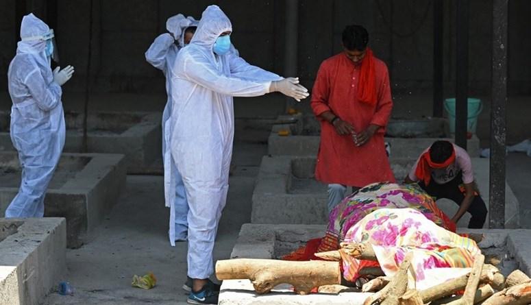 الهند: حصيلة وفيات كوفيد-19 تتجاوز 300 ألف