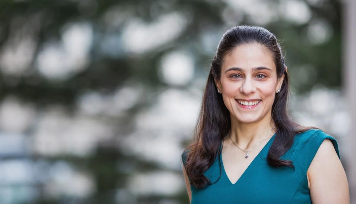 الطبيبة اللبنانية الأميركية ريما أرناؤوط.