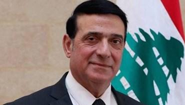 وزير الأشغال العامة والنقل في حكومة تصريف الأعمال ميشال نجار.