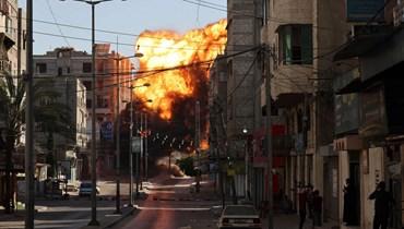 عن معركة أيار الفلسطينية